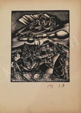 Molnár C. Pál - Mária a kisdeddel