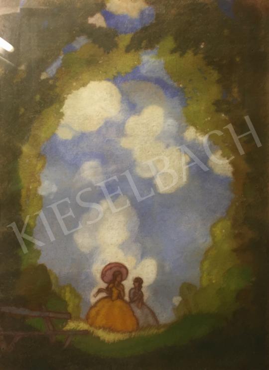 For sale Farkas, Béla - Summer walk 's painting