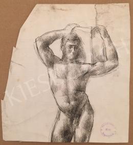 Patkó, Károly - Boy Nude