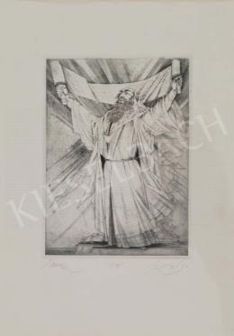Kass, János - Prophet