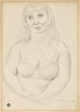 Szabó, Vladimir - Young Woman