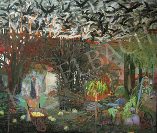 Bukta Imre - Apám romantikája eladó festménye