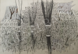 Bukta, Imre - Timber in the vineyard (1997)