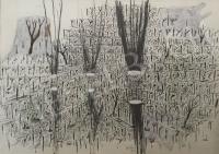Bukta, Imre - Timber in the vineyard
