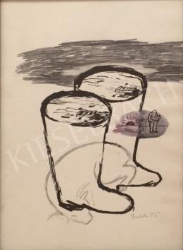 Bukta Imre - Gumicsizmában csónakok (1995)