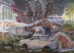 Bukta Imre - Hajnalt ugató kutyák (2018)
