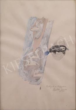 Bukta, Imre - Swans in Zagyva (1991)