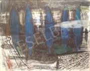 Bukta, Imre - Blue poplar