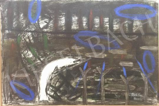 Bukta Imre - Két horgász festménye