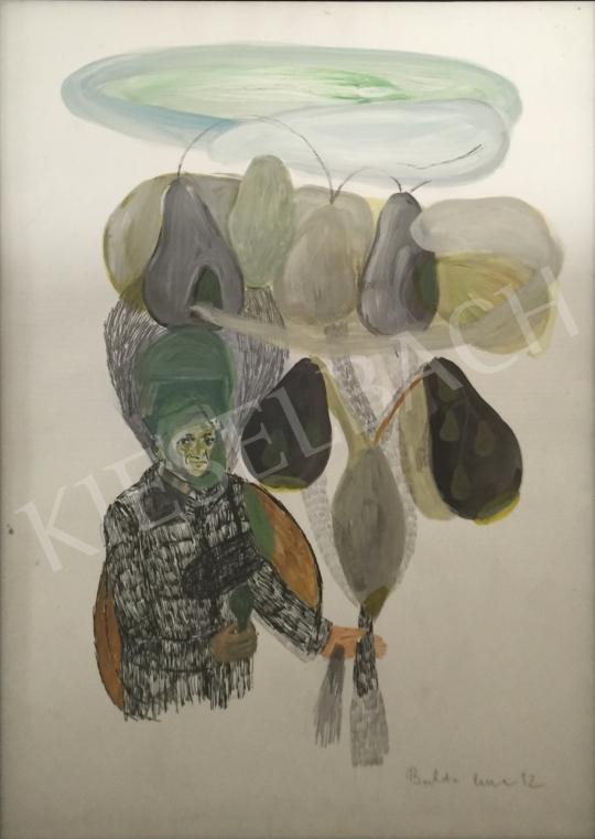 Bukta Imre - Körtefa festménye