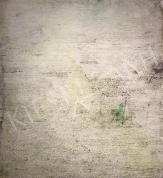 Bukta Imre - Mező festménye