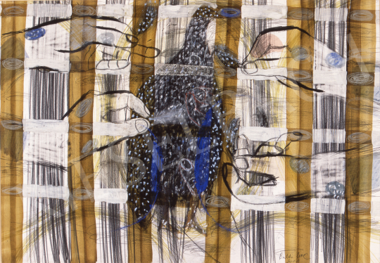 Bukta Imre - Tollfosztók festménye