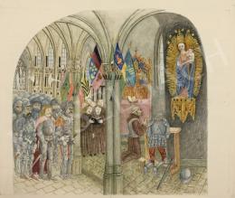 Berki Viola - Fohászkodás Kapisztrán Szent Jánoshoz