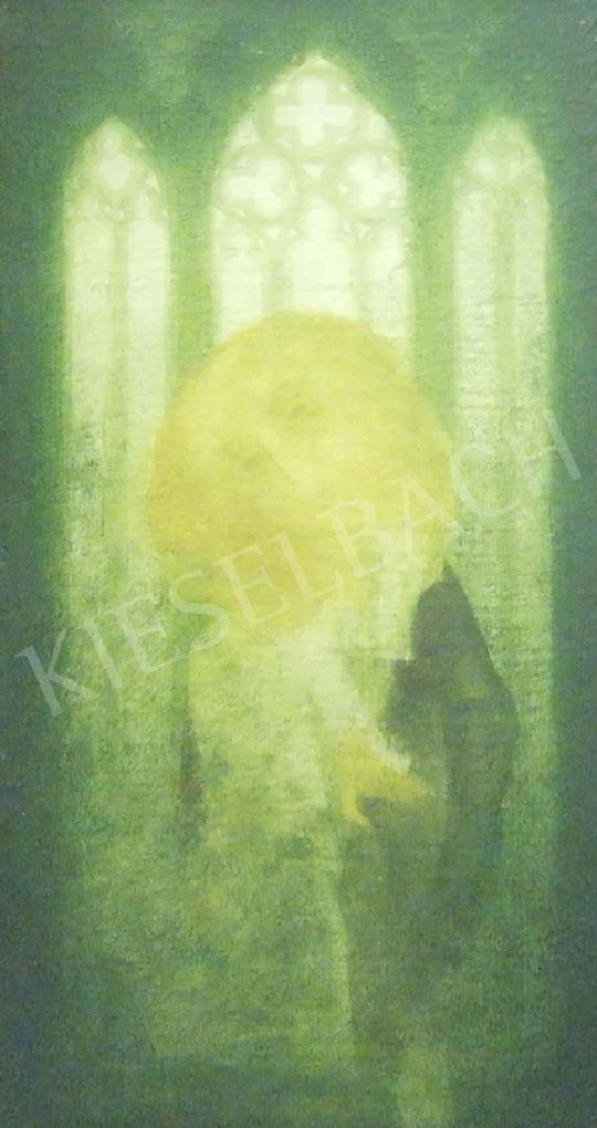 Eladó Kárpáti Tamás - Képmutogatók III. festménye