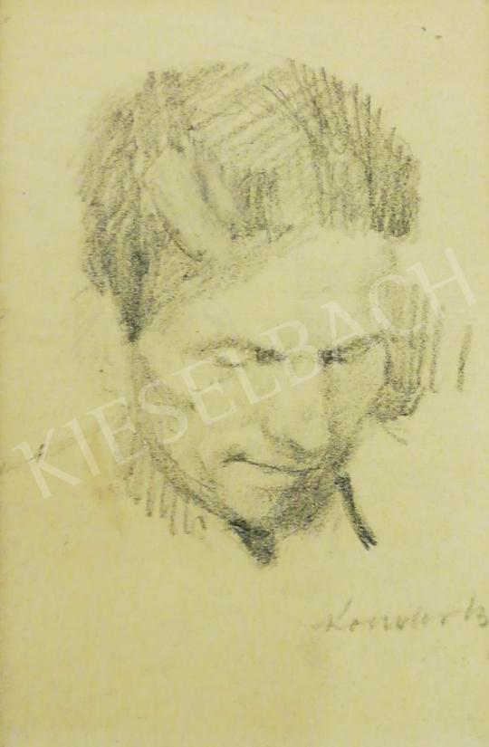 Eladó Kondor Béla - Tanulmány festménye