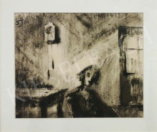 For sale Schadl, János - Sunlight in the Room, 1930 's painting
