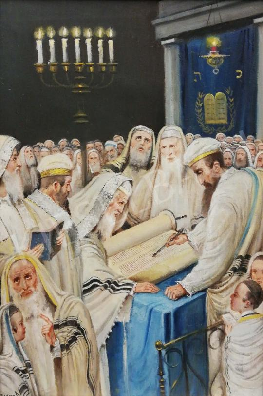 For sale Lakos, Alfréd - The Torah Doctrine 's painting