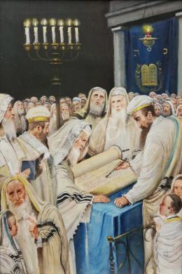 Lakos, Alfréd - The Torah Doctrine