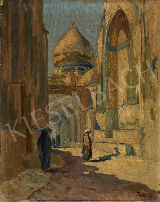 Eladó Páldy Aladár - Arábia festménye