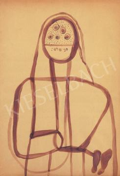 Vajda, Lajos - Madonna Torso with Jewish Egg-Motif | 14th Auction auction / 110 Item