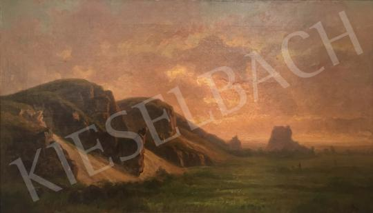 For sale Telepy, Károly - Mountain Landscape 's painting