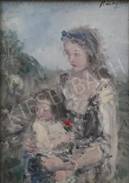 Eladó Náray Aurél - Fiatalság festménye