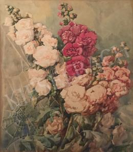 Barna Ilona - Virágcsendélet