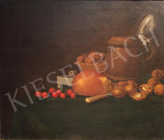 Eladó Ismeretlen festő - Asztali csendélet festménye