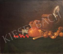 Ismeretlen festő - Asztali csendélet