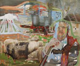 Bukta, Imre - Ilus sells her lambs, 2018