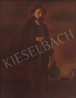 Szüle, Péter - Man with jug