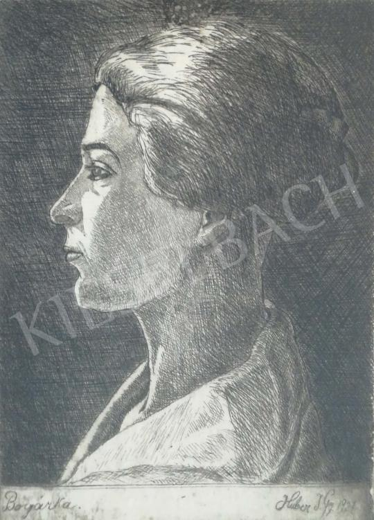 For sale Dési Huber, István - Bogárka 's painting