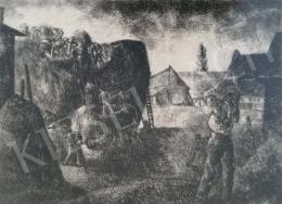 Tihanyi, János Lajos - Haystack Construction