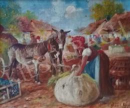 Gyertyáni Németh Gyula - Szamárfogat