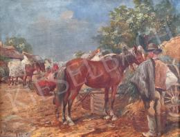 Gyertyáni Németh, Gyula - After the Market