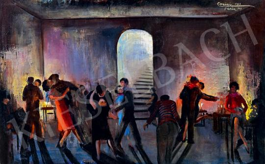 For sale Corini, Margit - Nightclub in Paris, 1933 's painting