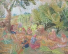 Szobotka, Imre - Fruit Harvest
