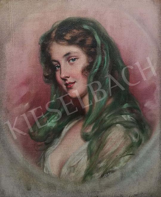 Eladó Innocent Ferenc - Bájos szépség festménye