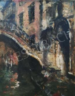 Morinyi, Ödön (Morino) - Venice, 1938