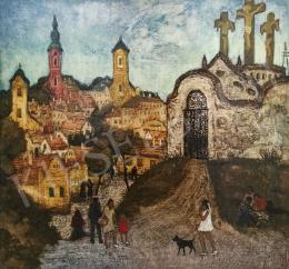 Hikádi Erzsébet - Szentendre