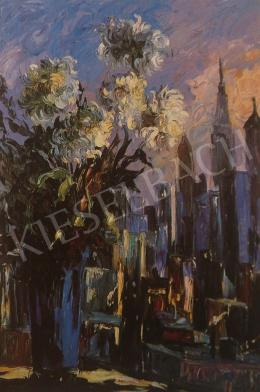 Emeric - Bouquet and New York, 1969
