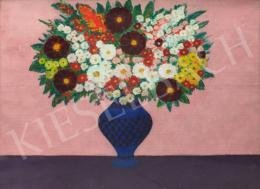 Böhm Lipót - Ünnepi virágok