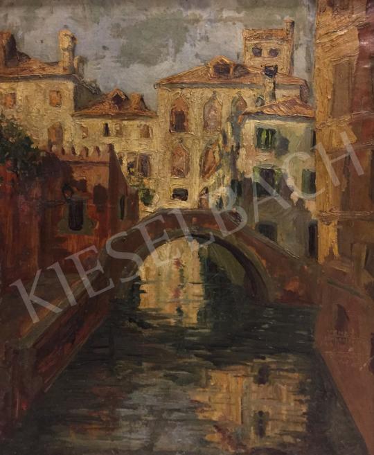 Eladó Ismeretlen festő - Velence festménye