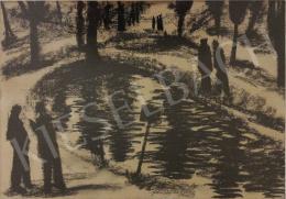 Farkasházy, Miklós - In the park