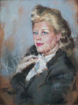 Fried Pál - Szőke nő