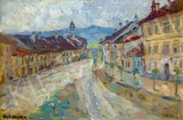 Perlmutter Izsák - Besztercebánya, 1898