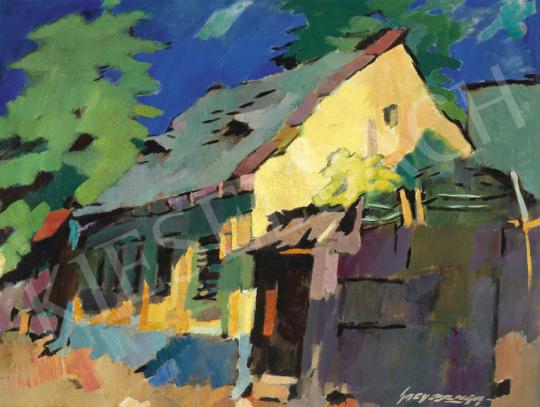 Nagy Oszkár - Nagybánya | 61. Tavaszi Aukció aukció / 21 tétel