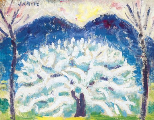 Járitz Józsa - Tavaszi virágzás | 61. Tavaszi Aukció aukció / 26 tétel