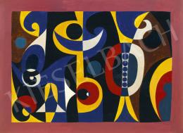 Kerti, Károly - Playful Forms, 1977
