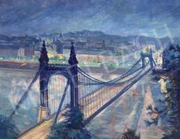 Lakatos Artúr - A régi Erzsébet híd
